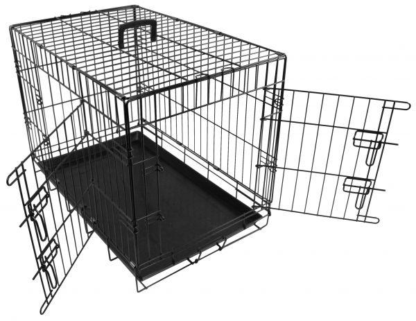 Doginox hondenbench 2-deurs