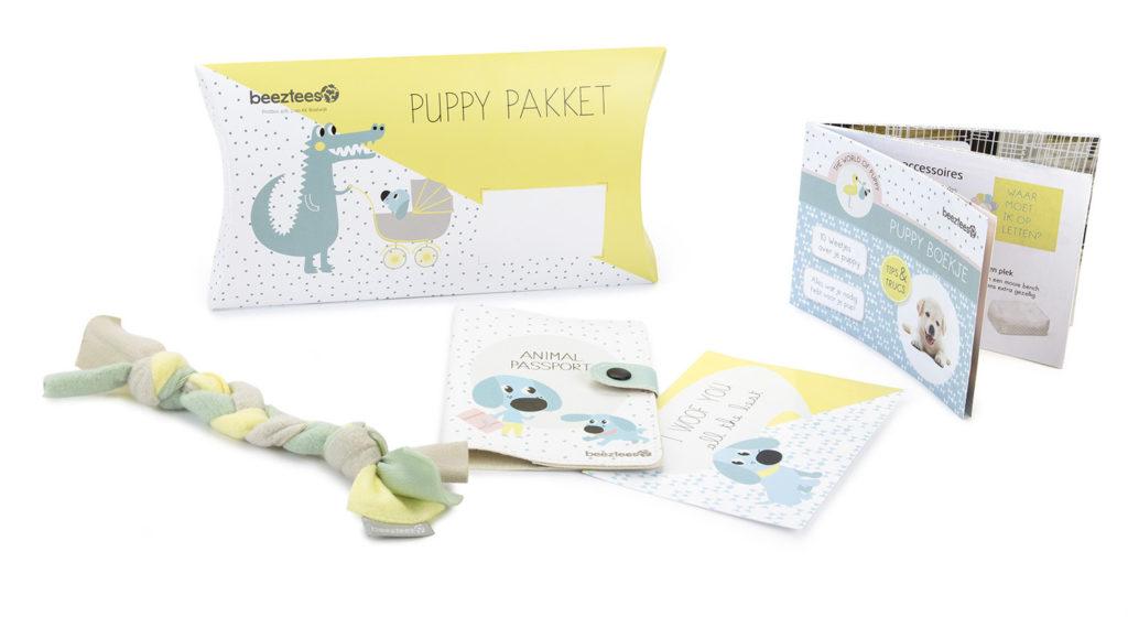 Beeztees puppypakket